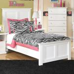 Ashley Twin Bed Frame - White $249-