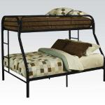 Acme Twin/Full Bunkbed - Metal  /Black Also Available in White $299-