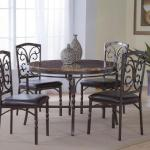 Bernards 5 Pc Dinette - Brown Marble $449-