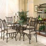 Cramco 7 Pc Dinette - Glass $899-