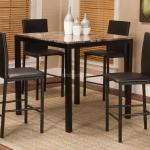Cramco 5 Pc Pub Set - Brown Marble $349-