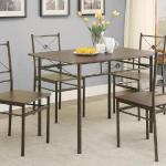 Coaster 5 Pc Dinette - Brown $219-