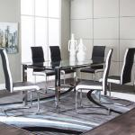 Cramco 7 Pc Dinette - Black/White $799-