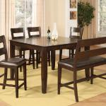 AWF 6 Pc Pub Set - Dark Brown $1099-