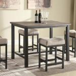 AWF 5 Pc Pub Set - Light Brown $299-
