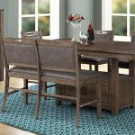 AWF 6 Pc Pub Set - Light Brown $1399-