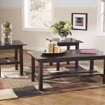 Ashley 3 Pc Table Set - Brown $249-