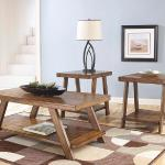 Ashley 3 Pc Table Set - Wood $299-