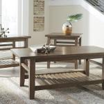 Ashley 3 PcTable Set - Light Wood $299-