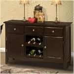 New Classic Sofa Table/TV Stand - Black Wood Regularly $599- Now Only $349-