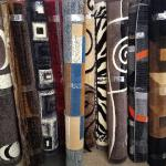 Large Quantity Of Area Rugs (Items Pictured May Not Be Available) <5'x8' $89->  <8'x11' $169->