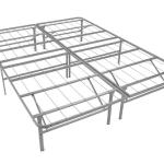 Mantua Platform Bed - No Boxspring Required - Holds up to 2000 Lbs $149-