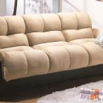 Primo Fold-a-Bed - 2-Tone Brown Storage Underneath $549-